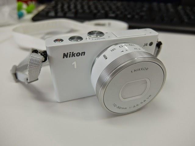 オバサンはNikon1 J4って良いカメラだなと思ったのだ