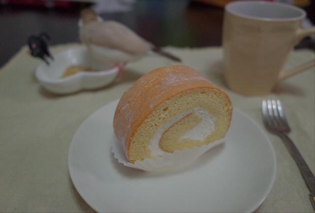雪乃下のロールケーキ